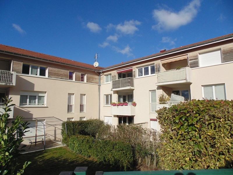 A vendre appartement T4 avec terrasse et Garage