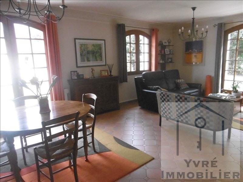 Sale house / villa Yvre l'eveque 364000€ - Picture 2