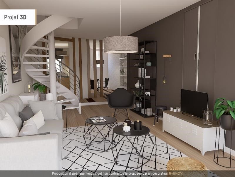 Vente appartement L hermitage 117 500€ - Photo 1