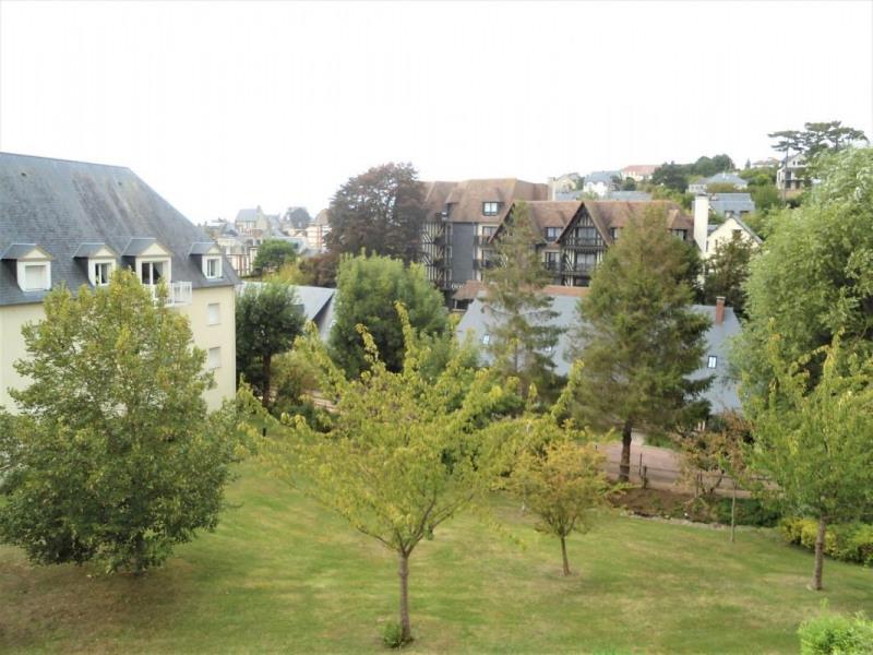 Verkoop  appartement Deauville 302100€ - Foto 2
