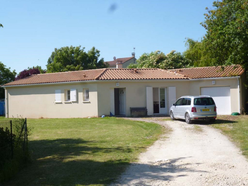Location maison / villa Saint-palais-sur-mer 1 050€ CC - Photo 2
