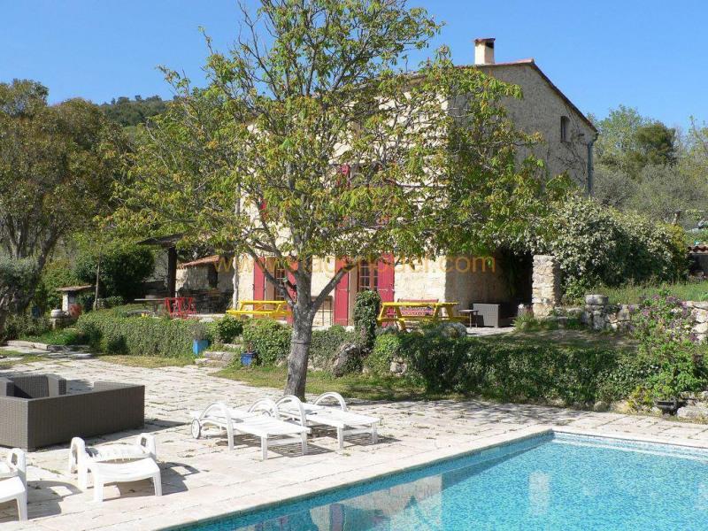 Venta de prestigio  casa Fayence 892500€ - Fotografía 16