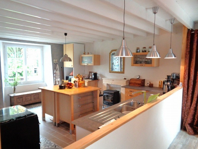 Vente maison / villa Le plessis lastelle 239000€ - Photo 5