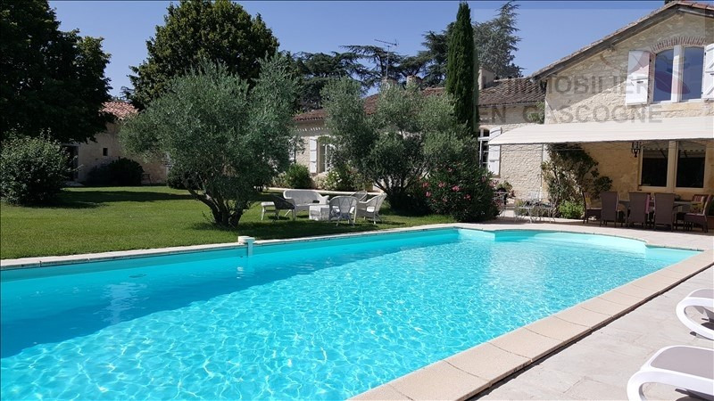 Deluxe sale house / villa Pavie 850 000€ - Picture 2