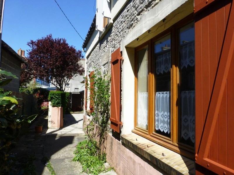 Vente maison / villa Grandcamp maisy 162600€ - Photo 1