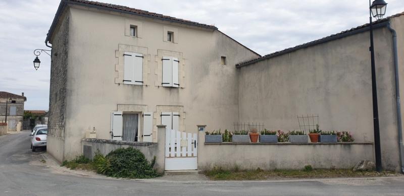 Rental house / villa Macqueville 570€ CC - Picture 1