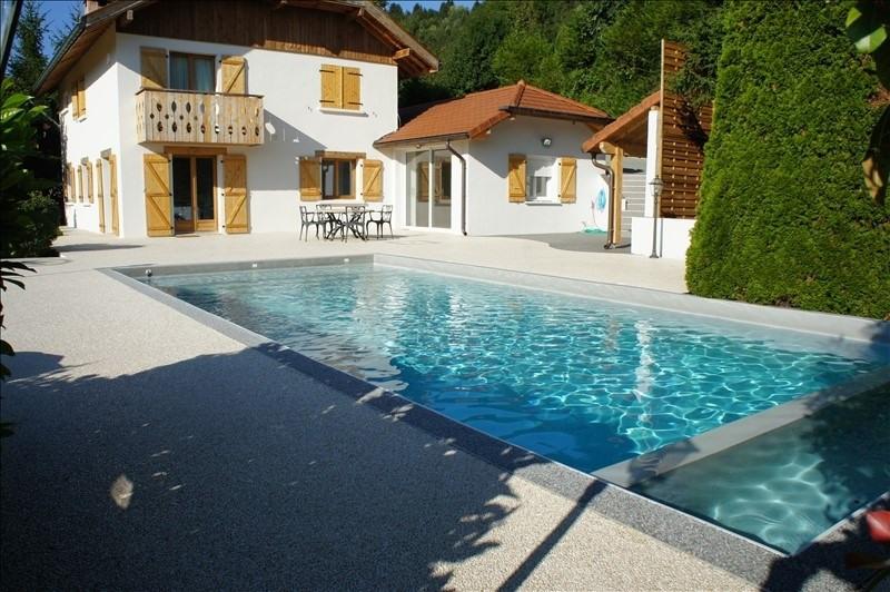 Vente de prestige maison / villa Bluffy 997000€ - Photo 2
