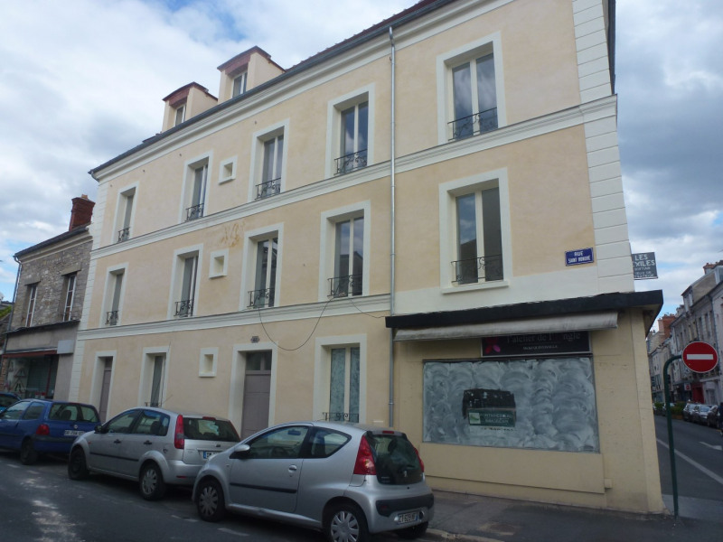 Rental apartment Fontainebleau 950€ CC - Picture 24