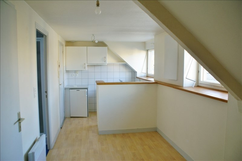 Rental apartment Quimperle 353€ CC - Picture 1