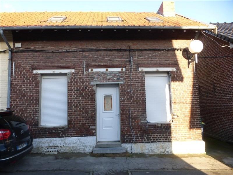 Vente maison / villa Burbure 52500€ - Photo 1