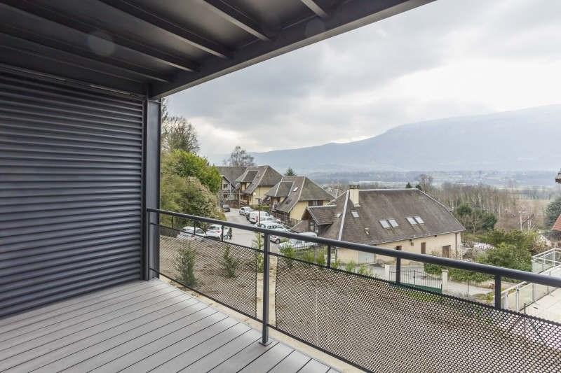 Vente appartement Voglans 272000€ - Photo 1