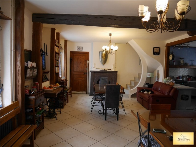 Sale house / villa Longnes 338 000€ - Picture 2