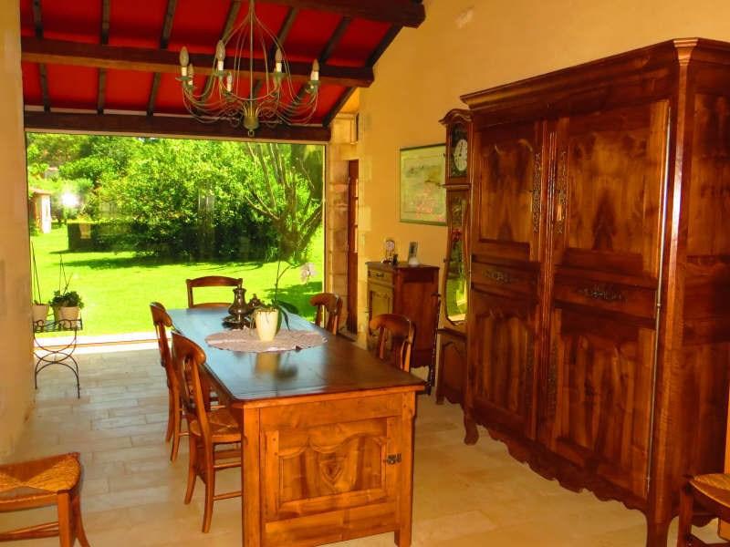 Vente maison / villa Nieul-sur-l'autise 350000€ - Photo 4