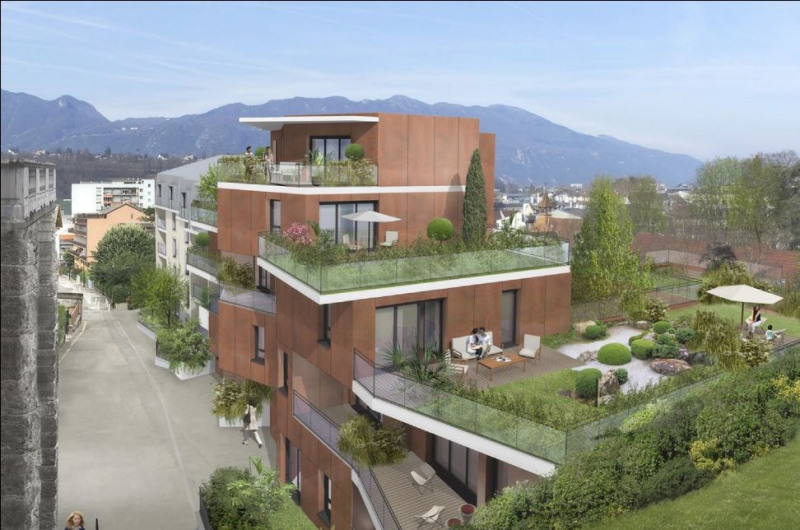 Vendita immobile Aix les bains 305500€ - Fotografia 5