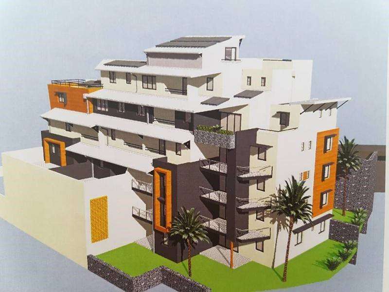Venta  edificio Saint denis 183000€ - Fotografía 2