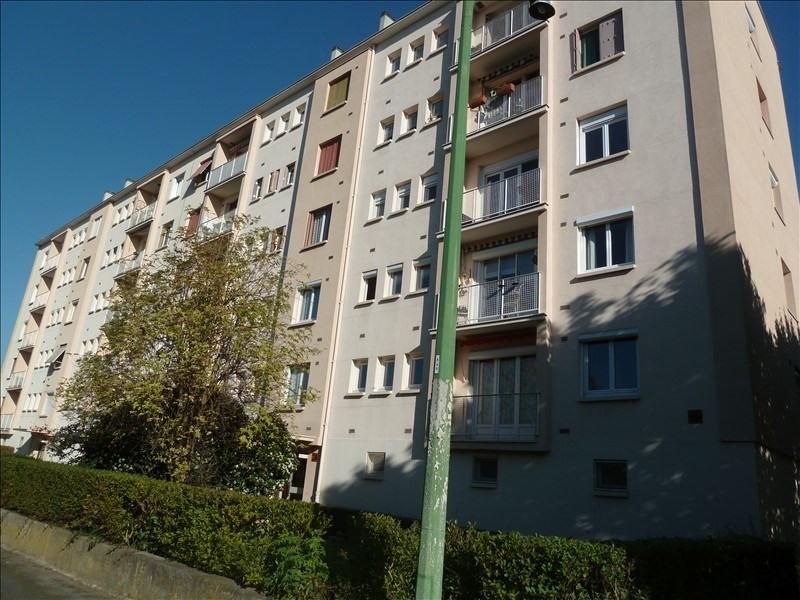 Rental apartment Conflans ste honorine 675€ CC - Picture 1