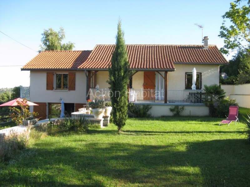 Sale house / villa Najac 249 000€ - Picture 1
