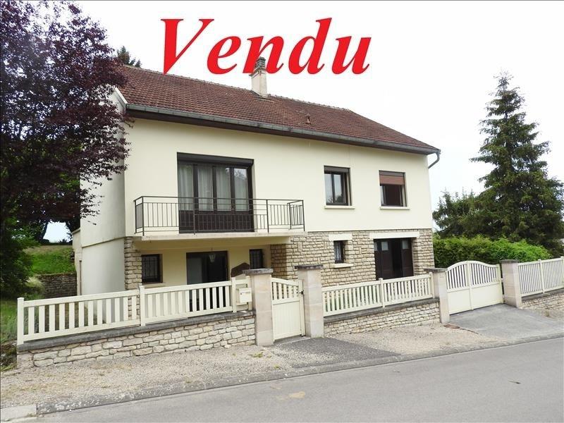Sale house / villa A 10 mins de chatillon 139000€ - Picture 1