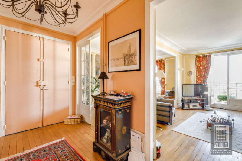 Vente de prestige appartement Paris 18ème 1 570 000€ - Photo 22
