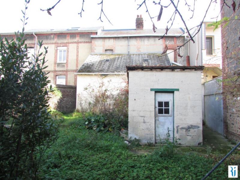 Vente maison / villa Deville les rouen 125000€ - Photo 1