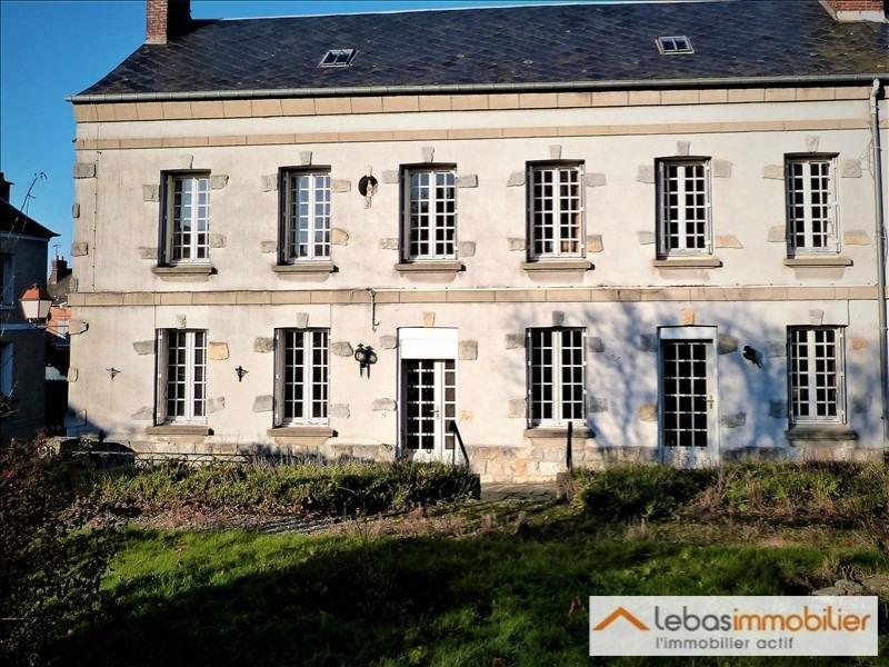 Vente maison / villa Doudeville 180200€ - Photo 1