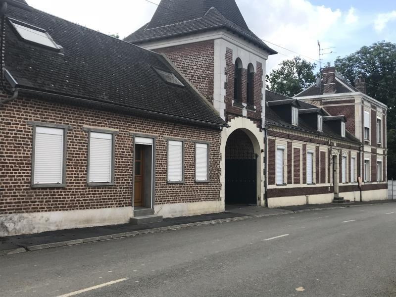 Sale house / villa Queant 449200€ - Picture 1