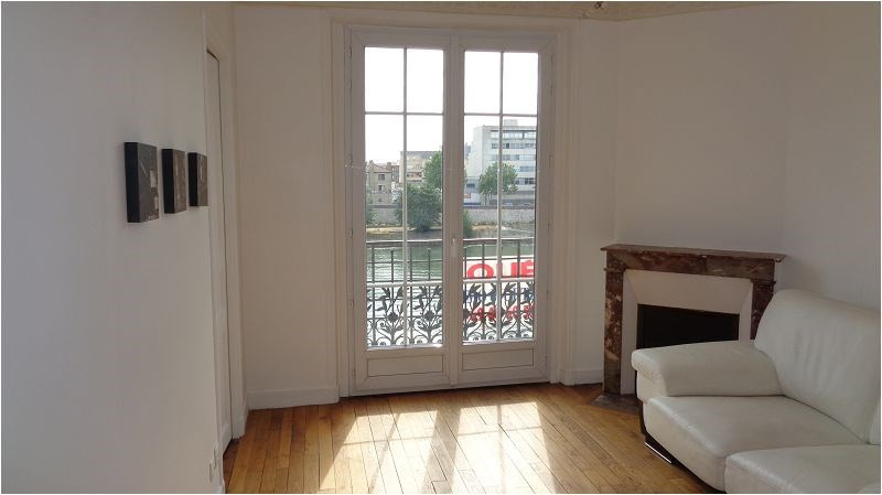 Rental apartment Ivry sur seine 914€ CC - Picture 2