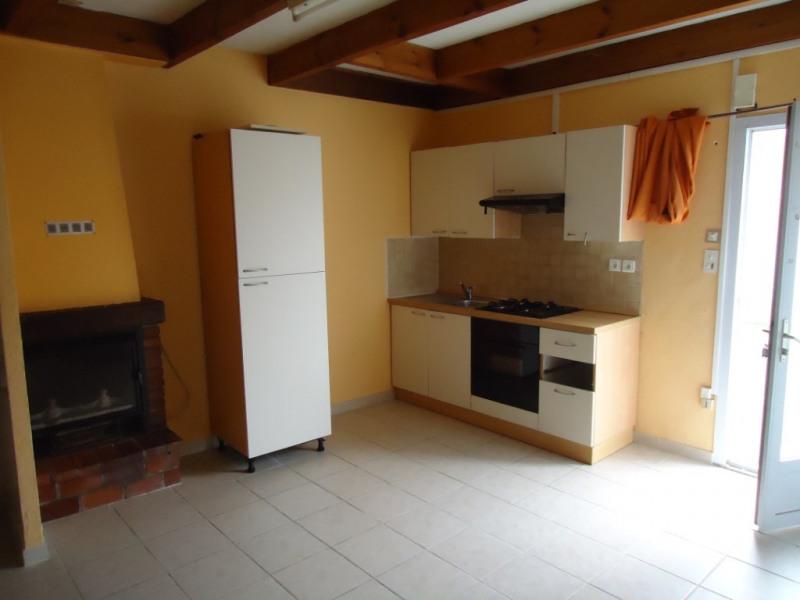Vente maison / villa Nieul le dolent 95000€ - Photo 2