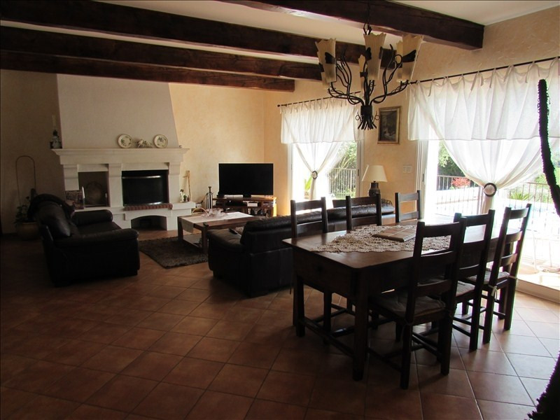 Vente maison / villa Cazouls les beziers 489000€ - Photo 3