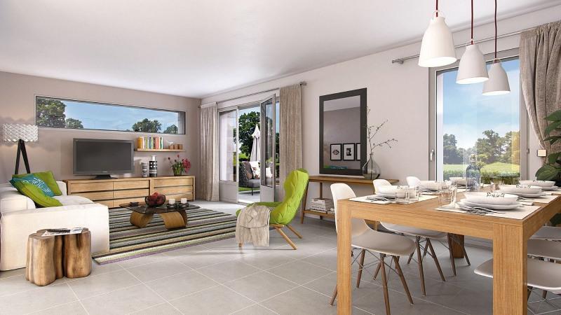 Vente maison / villa Bussy-saint-georges 348000€ - Photo 2