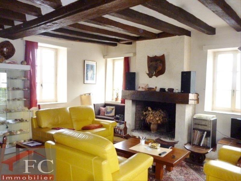 Vente maison / villa Monthodon 125000€ - Photo 2