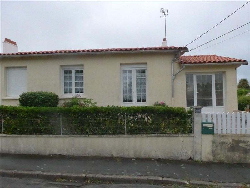 Vente maison / villa La roche sur yon 177000€ - Photo 1
