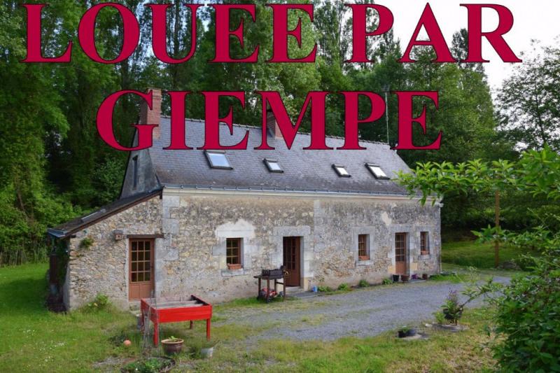 Location maison / villa Seiches sur le loir 610€ CC - Photo 1