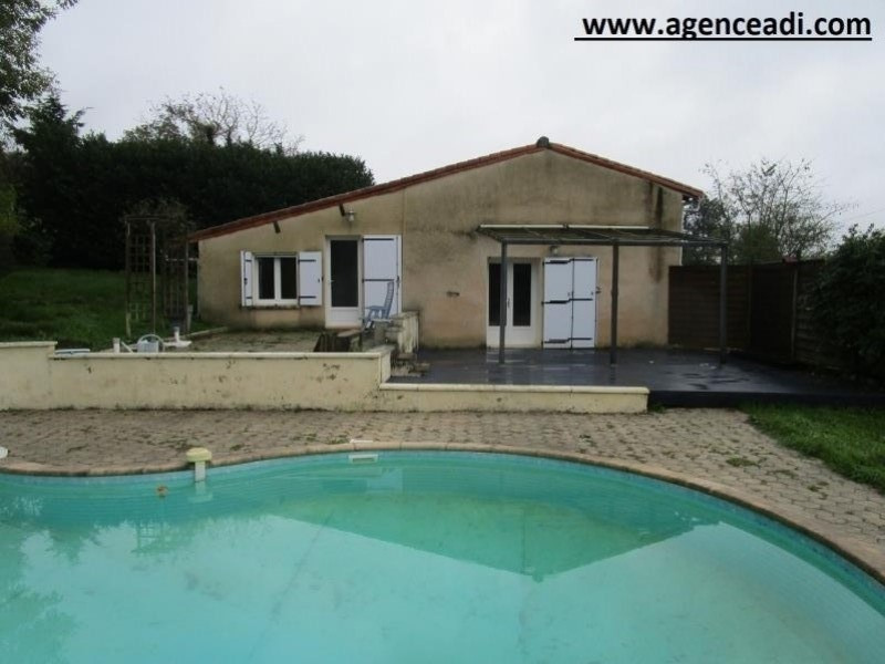 Vente maison / villa Auge 161200€ - Photo 1