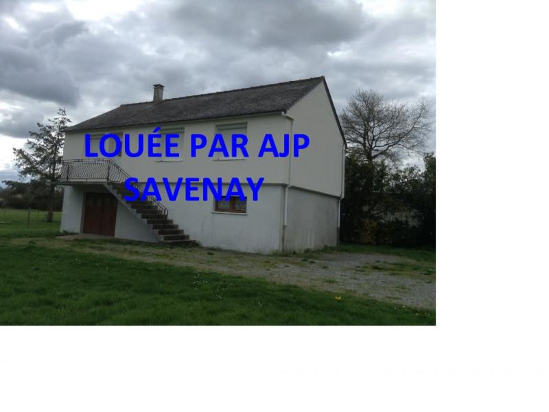 Location maison / villa Savenay 856€ CC - Photo 1