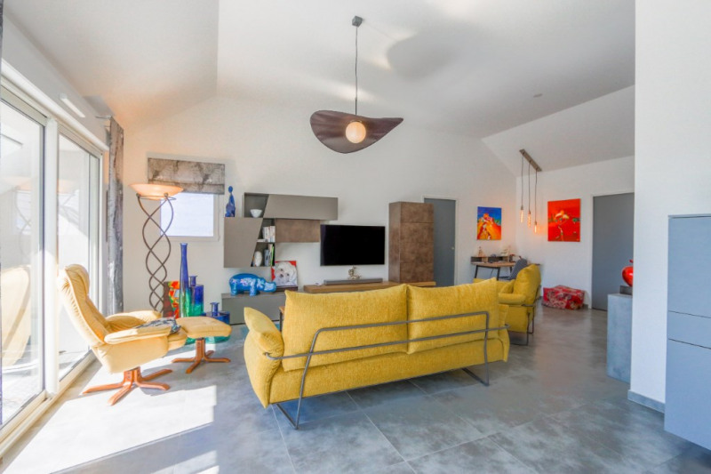 Appartement en attique de 170m² au sol
