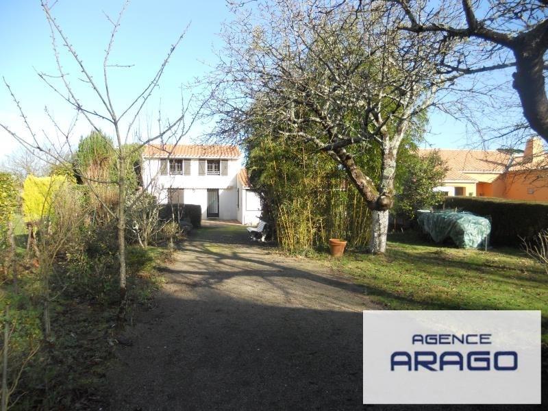 Sale house / villa Jard sur mer 271000€ - Picture 1