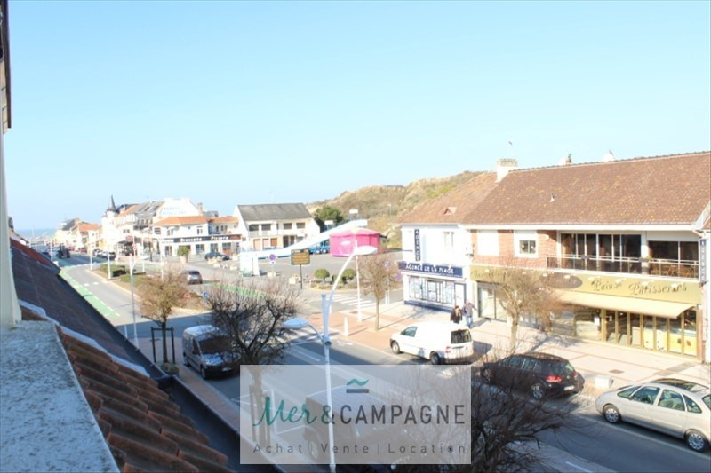 Vente appartement Fort mahon plage 123 000€ - Photo 1
