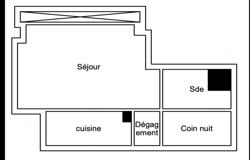 Vente appartement Cannes 90100€ - Photo 8