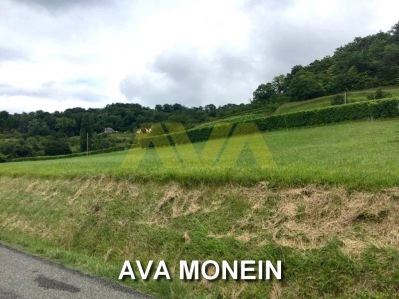 Vendita terreno Monein 64800€ - Fotografia 1