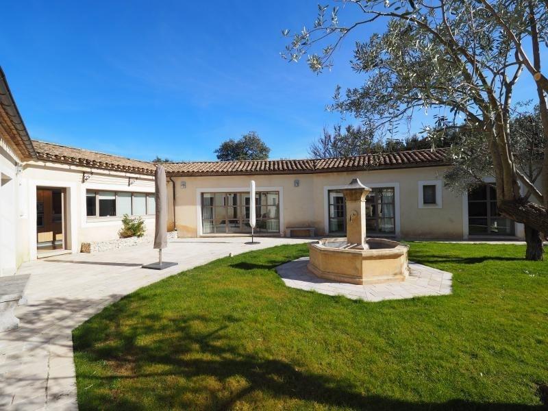 Verkoop van prestige  huis Uzes 729000€ - Foto 13