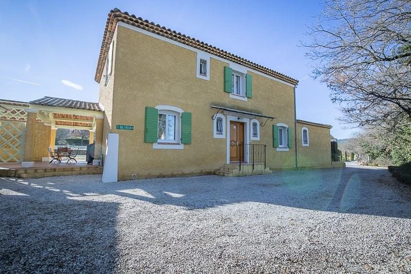 Deluxe sale house / villa Le puy ste reparade 828000€ - Picture 5