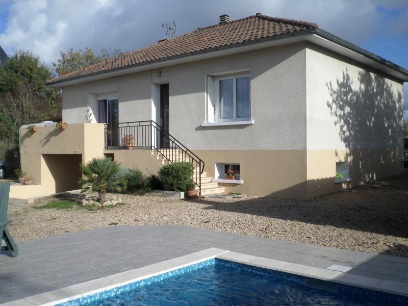 Vente maison / villa Lussac les chateaux 146000€ - Photo 7