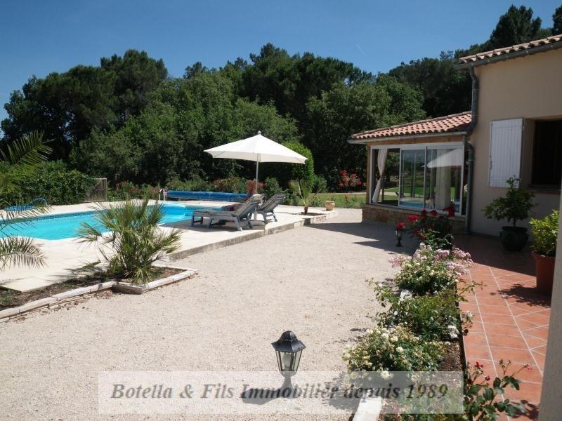 Vente de prestige maison / villa Bagnols sur ceze 600000€ - Photo 1