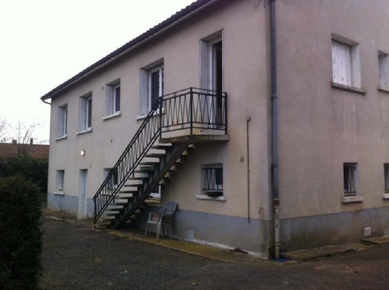 Location maison / villa Menigoute 630€ CC - Photo 9
