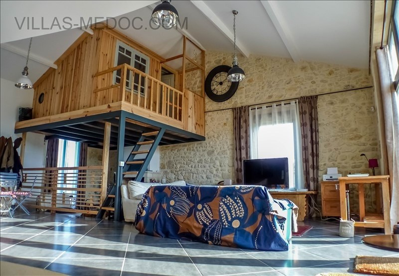 Vente maison / villa Jau dignac et loirac 338000€ - Photo 3
