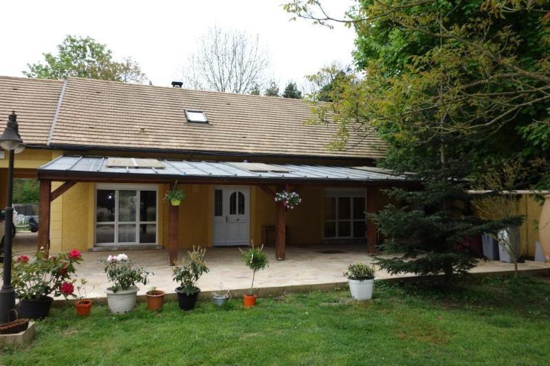 Sale house / villa Gouvernes 532000€ - Picture 1