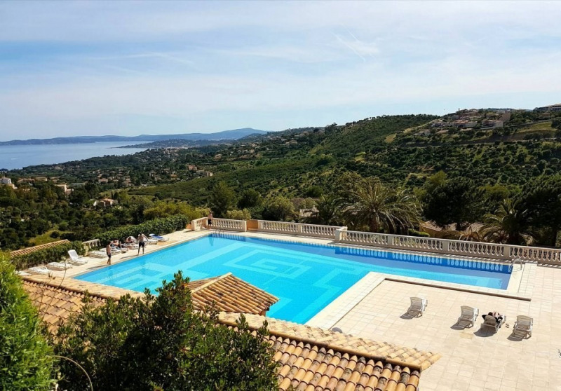 Location vacances appartement Les issambres 525€ - Photo 8