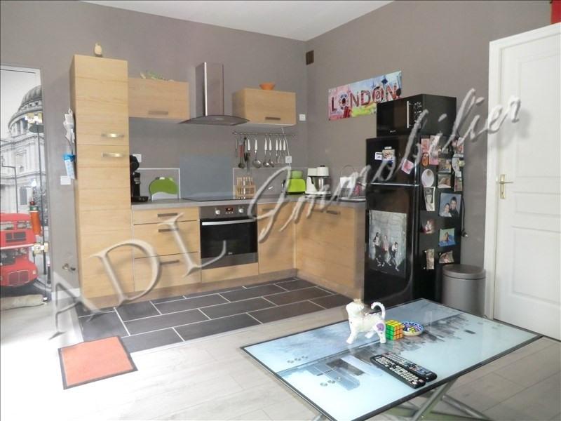 Sale apartment Coye la foret 152000€ - Picture 2