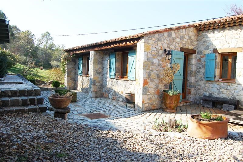 Deluxe sale house / villa Fayence 780 000€ - Picture 5